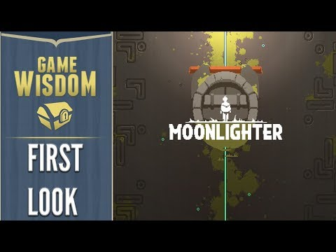 Monster Slaying Shop Management -- Moonlighter First Look