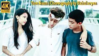 Tere Ishq Ne Sathiya Mera Haal Kya Kar Diya | Tere Naam | Choreography by Rahul aryan