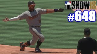 SWAGGER! | MLB The Show 18 | Road to the Show #648