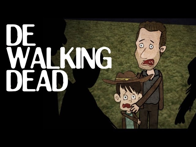 The Walking Dead Parodia Videos De Viajes