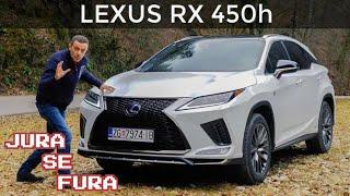 Najkvalitetniji luksuzni SUV! - Lexus RX 450h - Jura se fura
