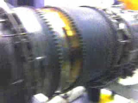 J52 EA-6B ENGINE