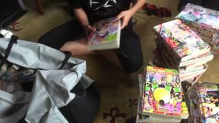 見てみる?少年ジャンプ1年分の分量 ~集英社さん、電子書籍に統一できませんか?(T_T)の巻~ thumbnail