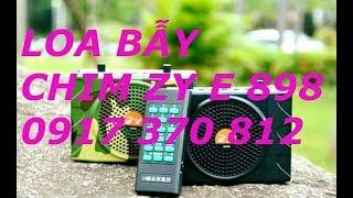 LOA ZY E 898 . PHIÊN BẢN CỔ TRUYỀN .RẤT ĐƯỢC NHIỀU AE TIN DÙNG 0917 370 812