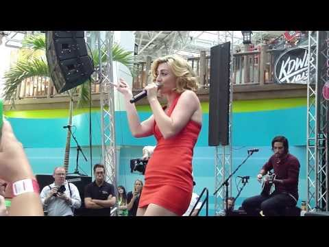 Karmin - Acapella (Live at the Mall of America)