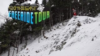 Ski The East Freeride Tour 2014: Stop 3 - Sugarbush