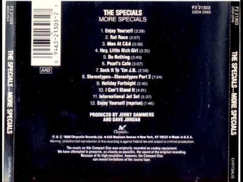 The Specials - More Specials (full album)
