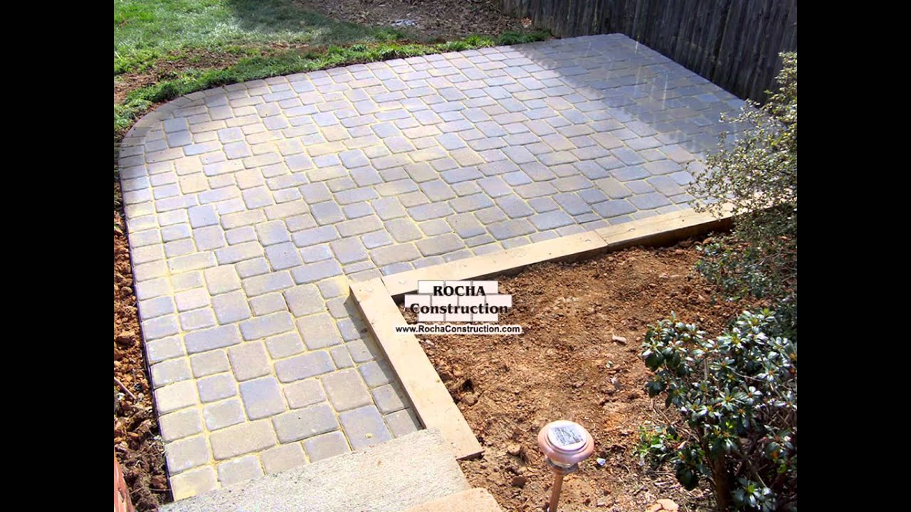 Paver Patio Designs | Patio Paver Designs | Paver Patio Designs Patterns