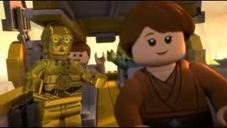 LEGO Star Wars Kroniki Yody Odcinek 1 Złowieszczy Klon
