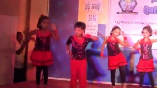 Yalini-Hanshika Qatar Tamizhar Sangam Dance.wmv