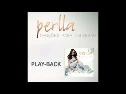 Perlla - ACLAME AO SENHOR - PlayBack   CD Canções Para Celebrar