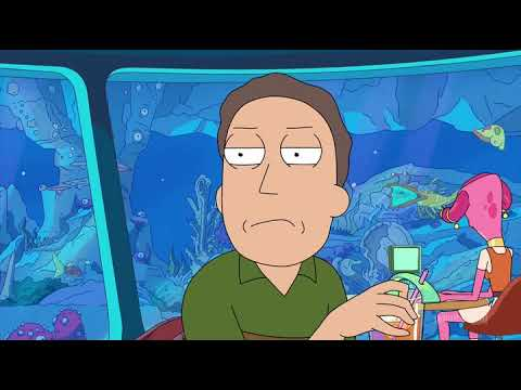 Rick and Morty SEASON 3 EPISODE 5 [Full Episode] SD 'The Whirly Dirly Conspiracy'