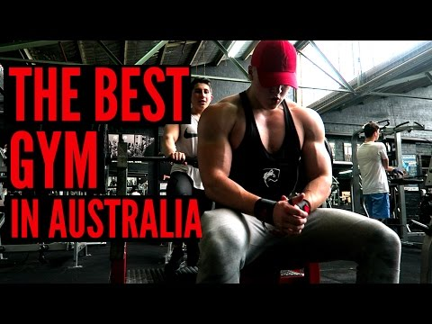 THE BEST GYM IN AUSTRALIA | 160KG BENCH | VLOG 2