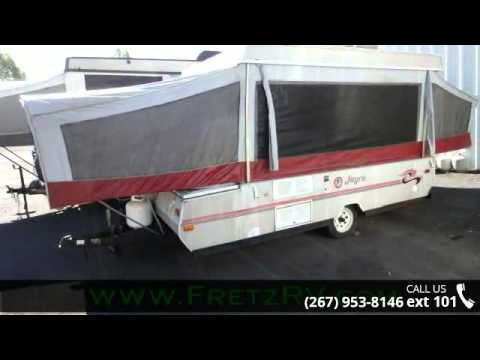 Rv Campers For Sale >> Used 1995 Jayco Eagle 10 for Sale Fretz RV Classified Ads ...
