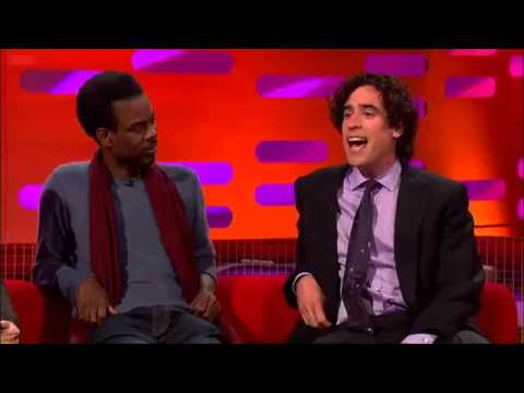The Graham Norton  2012 S11x05 Kristen Stewart, Chris Rock, Stephen Mangan Part 1  YouTube