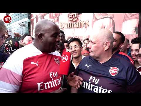 Arsenal 0-2 Man City | Aaron Ramsey Was About As Useful As Gordon Ramsay (Claude)