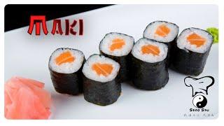 ☯ Sushi Maki selber machen / Maki Selfmade Sushi / DIY / How To