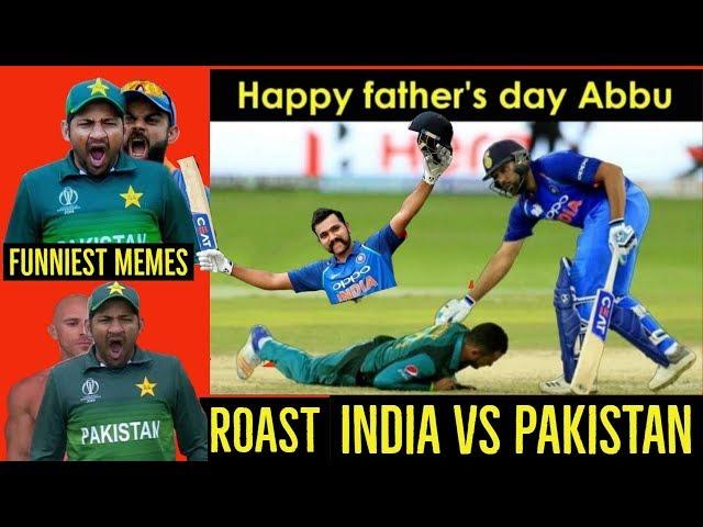 India vs Pakistan Roast | Mauka Mauka | India vs Pakistan Worldcup 2019