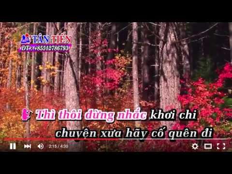 [KARAOKE] Hai Mai Nha Tranh .Bryan_2009. Moi Nu Beat.