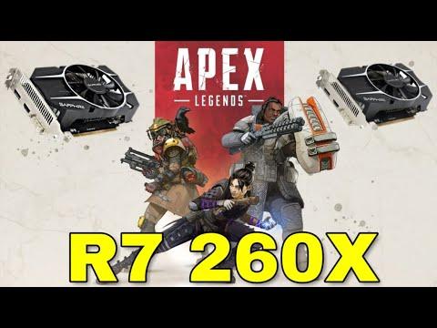 Best config options for apex legends