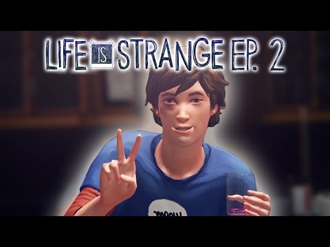 Life is Strange [Episode 2: Out of Time] - Warren