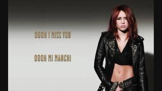 Miley Cyrus -- Stay 【Lyrics & Traduzione Italiana】
