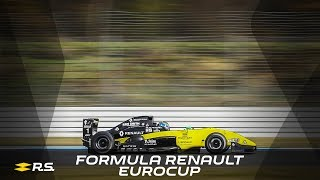 2018 Formula Renault Eurocup - Hockenheim - Race 2 Live