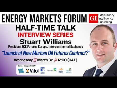"""Half-Time Talk: """"Launch of New Murban Oil Futures Contract?"""""""