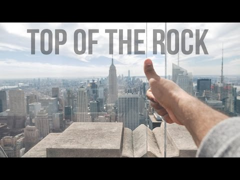 Top of the Rock | New York City [4K]