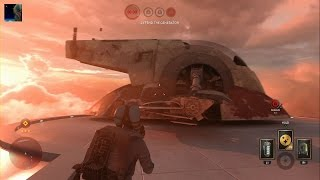 Star Wars Battlefront - Bespin DLC Sabotage Gameplay PS4 60fps (No Commentary)