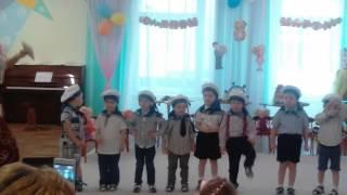 Танец морячков:3:)