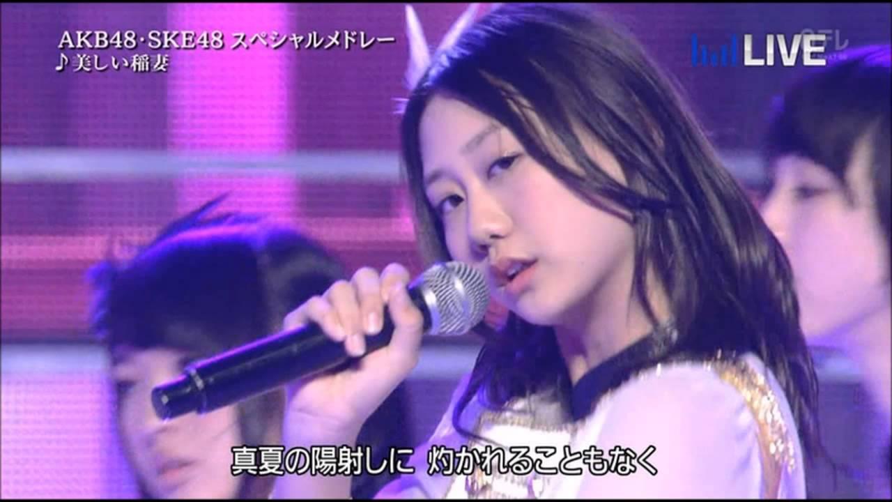 歌うまい王優勝】古畑奈和の歌が超絶うま過ぎる件【SKE48】 - YouTube