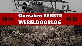 Oorzaken Eerste Wereldoorlog