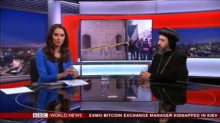 BBC World News Re Helwan Church Shooting