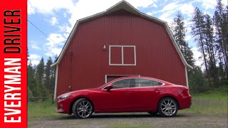 Here's the 2014 Mazda6 Review on Everyman Driver