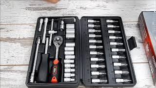 Набор инструментов Ultra 6003162 46 предметов смотреть