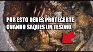 EL PELIGRO DE LOS TESOROS ENTERRADOS!!
