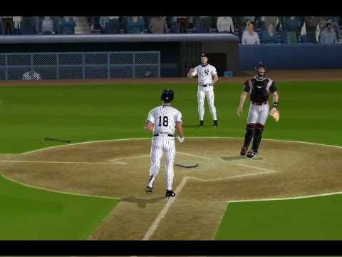 Brosius Hits A Game-tying Home Run In The Bottom Of 9th Inning.