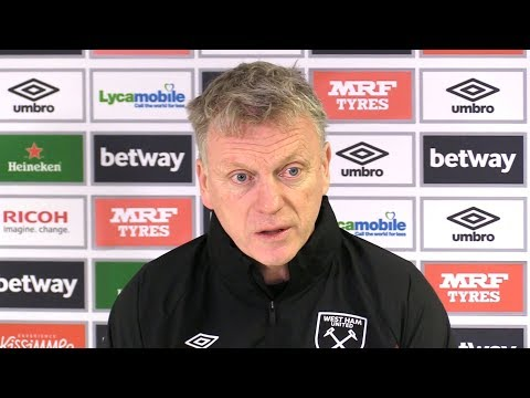 David Moyes Full Pre-Match Press Conference - Swansea v West Ham - Premier League