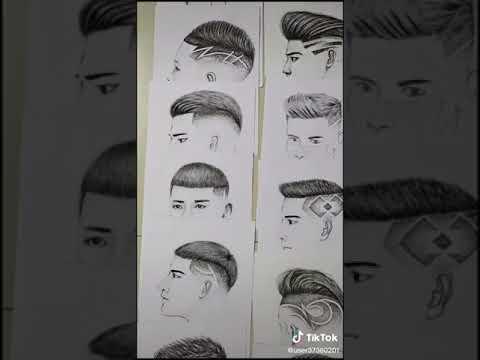 Tóc đẹp trên TikTok những kiểu tóc nam mùa hè