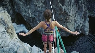 Slacklining Sisters: Crossing the Chasm Together