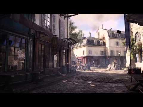 Assassin's Creed Unity~Linkin Park~In The End