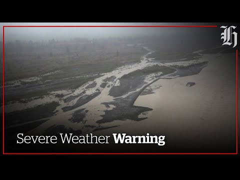 MetService Severe Weather Warning - May 31st | nzherald.co.nz