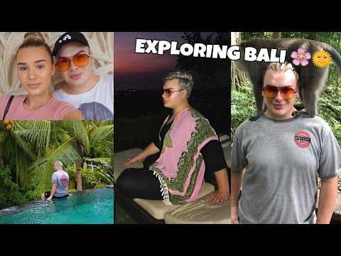 VLOG | Michael & Shani Take on Bali for a WEEK!