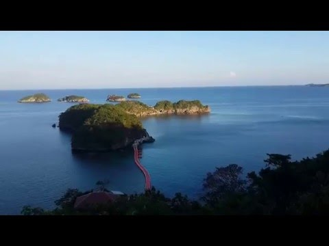 Hundred Islands National Park is a national park in the Philippines