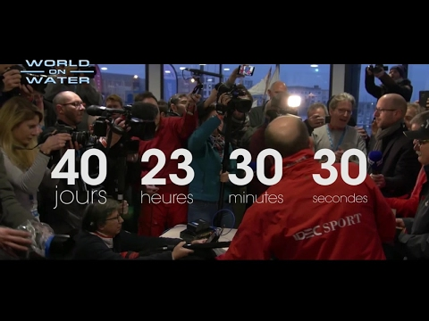 World on Water February 03 17 Sailing News TV IDEC Sports, VOR Melbourne, Vendee Globe TP52