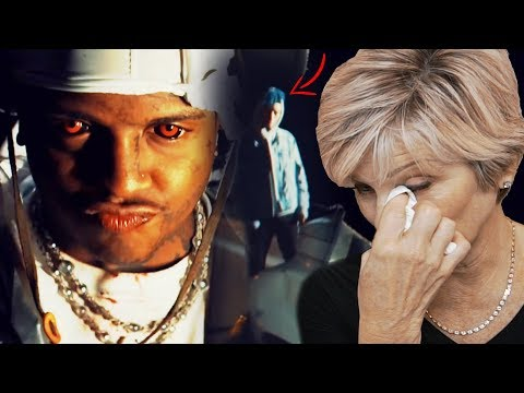 Mom Reacts to Ski Mask The Slump God - LA LA