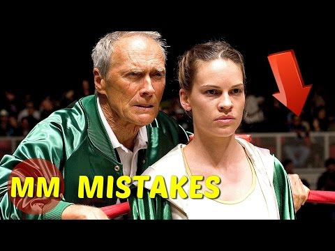 Million Dollar Baby (2004) |   MOVIE MISTAKES |   Hilary Swank, Clint Eastwood, Morgan Freeman