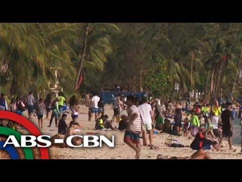 Mga turista namangha sa 'na-rehab' na Boracay | TV Patrol