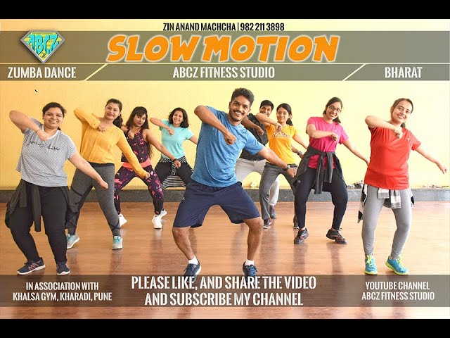 Slow Motion Bharat Zumba Workout Bollywood Zumba Fitness Dance Ft Zin Anand Machcha Youtube If you are looking for zumba on hindi songs which makes you learn some new dance steps along with fitness, this list will help you. slow motion bharat zumba workout